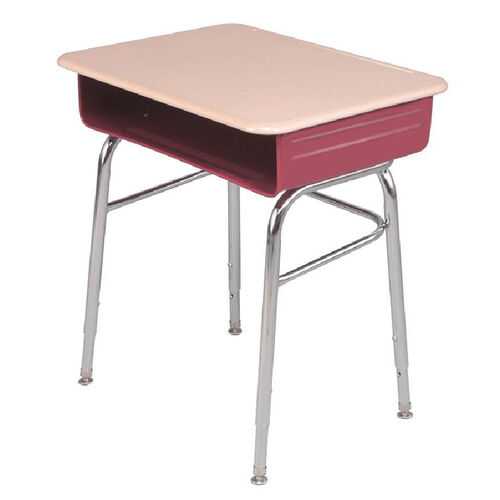 Our Aptitude Series Adjustable Height Open Front Student Desk is on sale now.