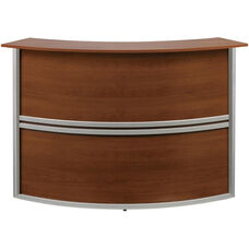 Marque Reception Station Add-On Unit - Cherry