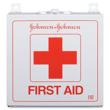 Johnson & Johnson Industrial 227 Piece First Aid Kit