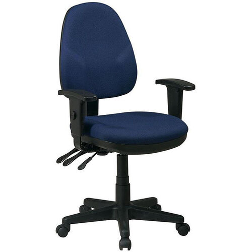 Our Work Smart Dual Function Ergonomic Chair with Adjustable Back Height and Arms is on sale now.