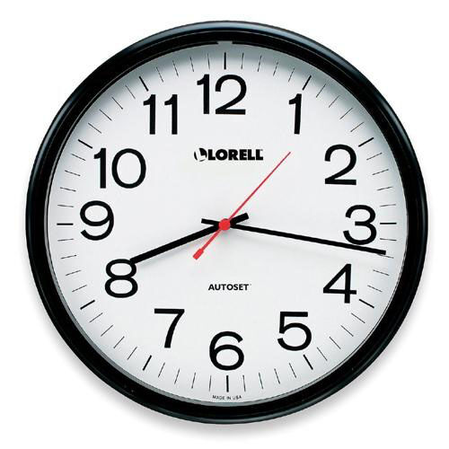 Our Lorell Wall Clock -13 -1/4