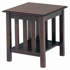 2319 End Table with Shelf