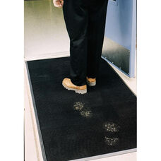 Anti Fatigue Black Flex Tip Floor Mat