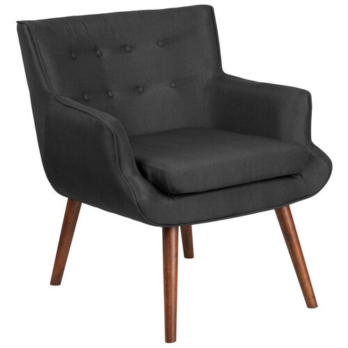 Our HERCULES Hayes Series Button Tufted Arm Chair with Slanted Legs is on sale now.