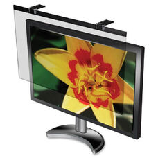 Business Source Anti-Glare LCD Filter Black - 24
