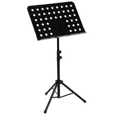 HERCULES Series Folding Travel Music Stand with Carrying Bag