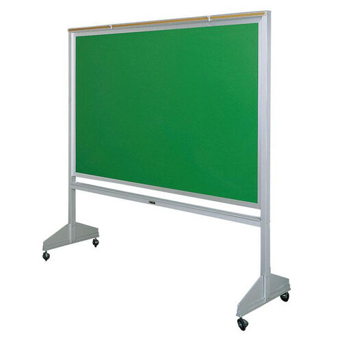 Our Deluxe Double Sided Mobile Green Chalkboard - 72