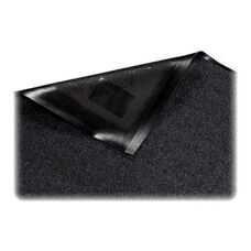 Genuine Joe Indoor Mat - Nylon Carpet - Rubber Back - 4