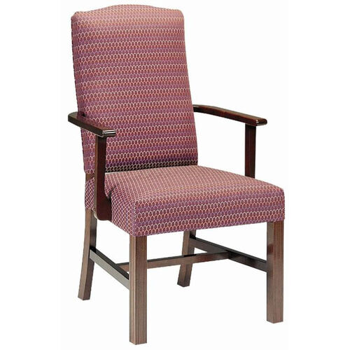 Our 5038 Arm Chair w/ Upholstered Back & Webbed Seat - Grade 1 is on sale now.