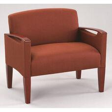 Brewster Series Bariatric Guest Chair