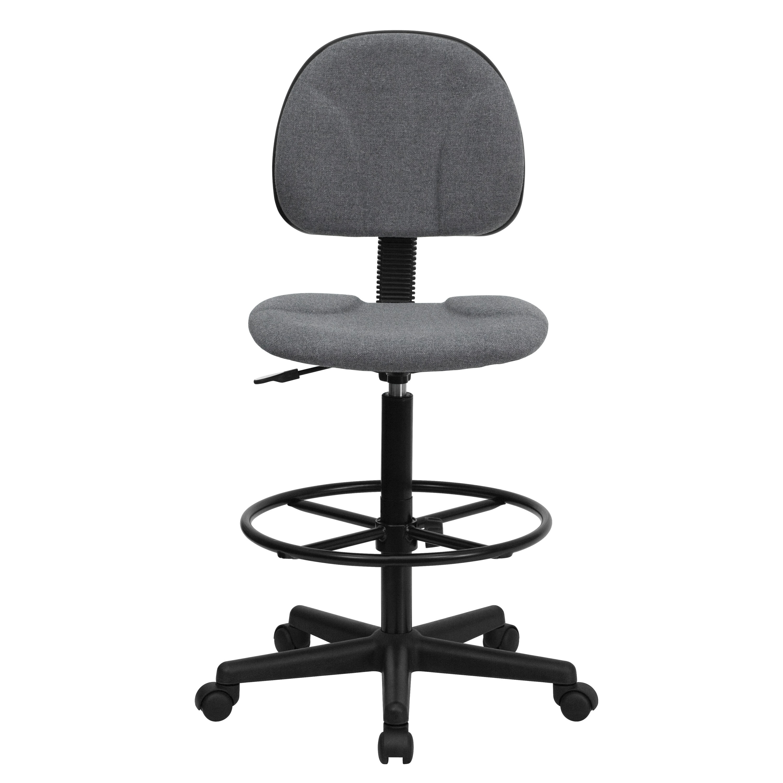 ... Our Gray Fabric Drafting Chair (Cylinders: 22.5u0027u0027 27u0027u0027H ...