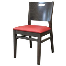 York Wood Side Chair - Grade 3 Upholstered Seat