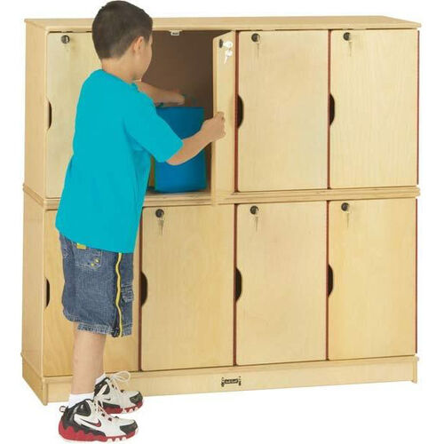 Our Stacking Lockable Lockers - 8 Individual Lockers is on sale now.