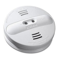Kidde Fire And Safety Dual-sensor Smoke Alarm