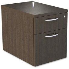 Alera® Sedina Series Hanging Box/File Pedestal - 15 3/8w x 22d x 19h - Espresso