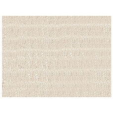 Frameless Burlap Weave Vinyl Display Panel with Squared Corners - Cement - 36
