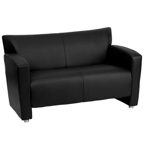 Our HERCULES Majesty Series Leather Loveseat with Extended Panel Arms is on sale now.
