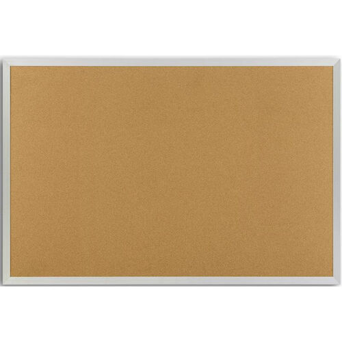 Our Plas-Cork Bulletin Board with Aluminum Trim - 48