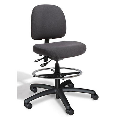 Our Fusion Medium Back Mid-Height Drafting Cleanroom Chair - 7 Way Control is on sale now.