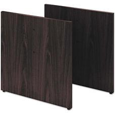 HON® Preside Series Laminate Conference Table Panel Base - 28