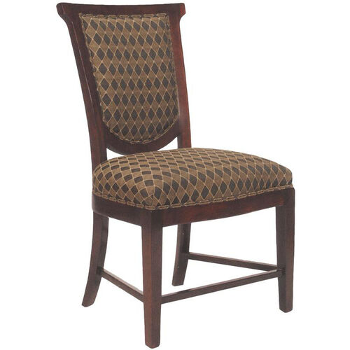 2525 Side Chair with Upholstered Back & Seat - Grade 1