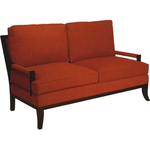 Our 5330 Loveseat w/ Wood Arms & Legs - Grade 1 is on sale now.