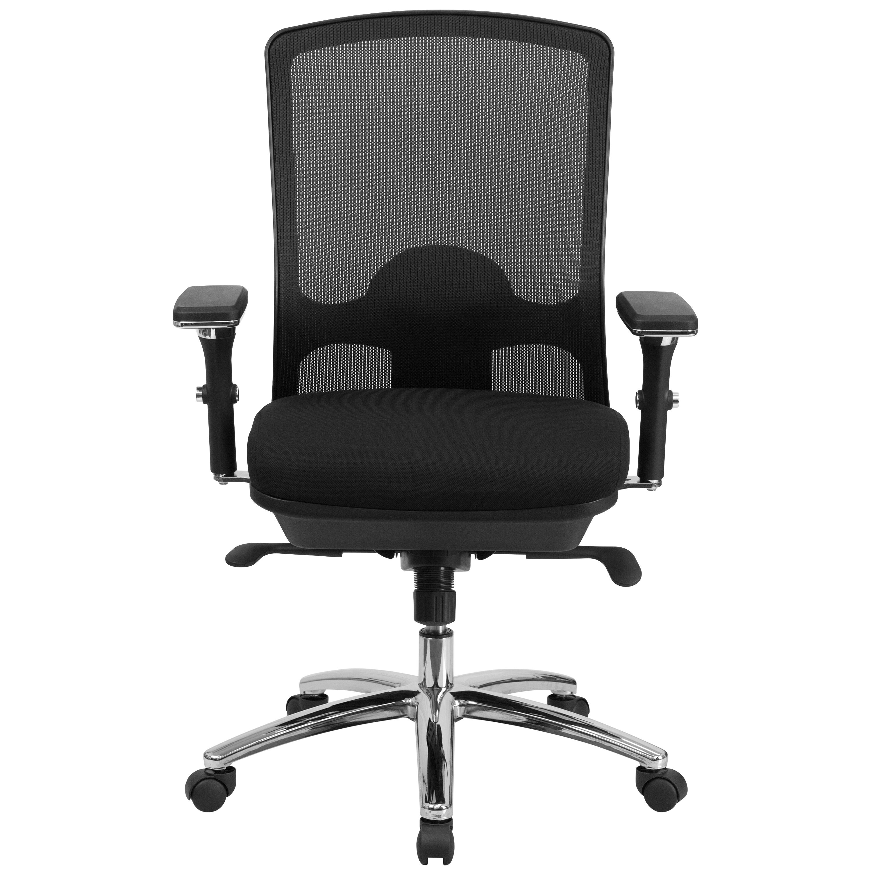 sc 1 st  Church Chairs 4 Less & Black 24/7 Use Mid-Back-350LB LQ-2-BK-GG | ChurchChairs4Less.com