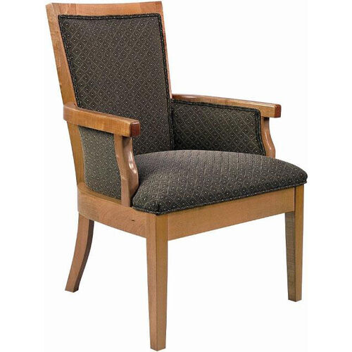 Our 5635 Upholstered Lounge Chair w/ Exposed Wood - Grade 1 is on sale now.