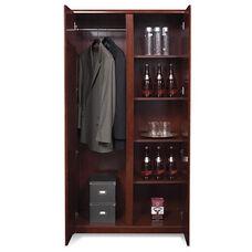 OSP Furniture Sonoma Wood Wardrobe/Storage - Cherry