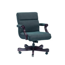 Carolinian Series Low Back Swivel Chair