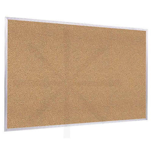 Our Aluminum Framed Natural Self-Healing Cork Bulletin Board - 18