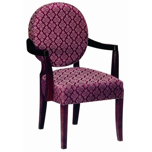 Our 5240 Arm Chair w/ Upholstered Webbed Back & Spring Seat - Grade 1 is on sale now.