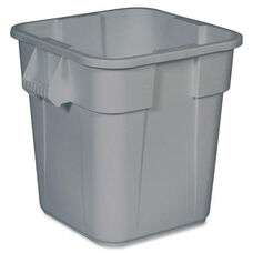 Rubbermaid Commercial Products Commercial Square Brute Container - 21.5