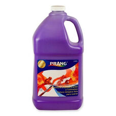 Dixon Ticonderoga Company Tempera Paint - Ready to Use - Nonto x ic - 1 Gallon - Violet