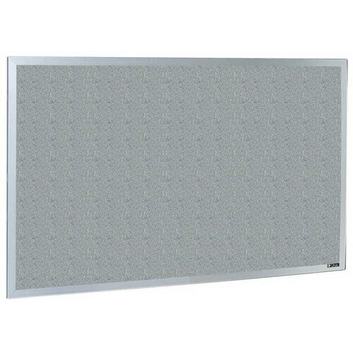 Our 800 Series Type CO Aluminum Frame Tackboard - Claridge Cork - 48