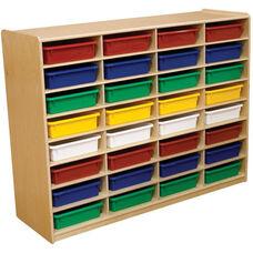 Storage Unit with (32) 3