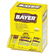 Acme United Corporation Bayer Aspirin Single Dose Packets