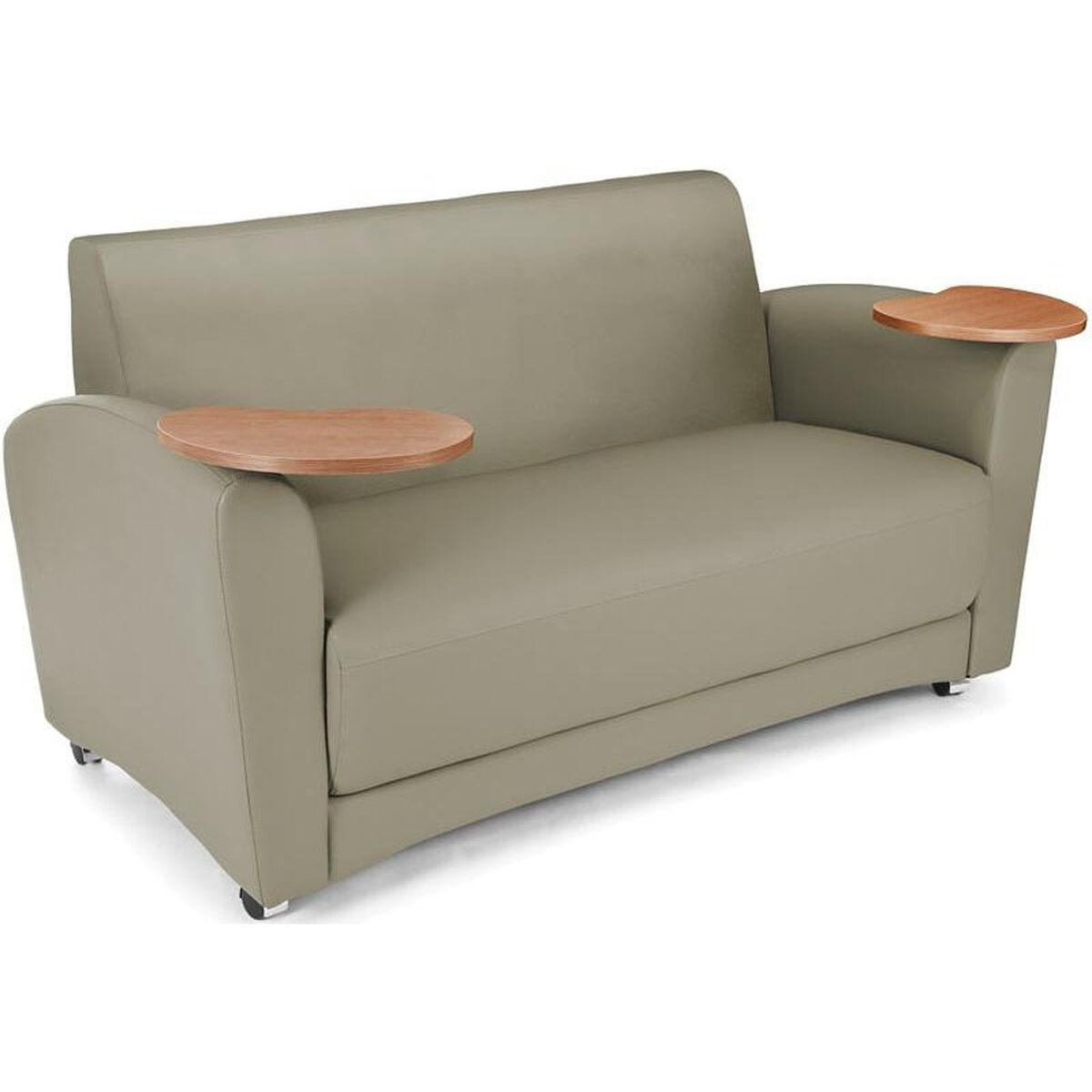 interplay tablet sofa taupe 822 pu607 bronz. Black Bedroom Furniture Sets. Home Design Ideas