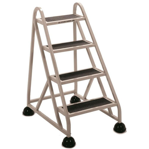 Our Stop Step 4 Step Ladder - Beige is on sale now.
