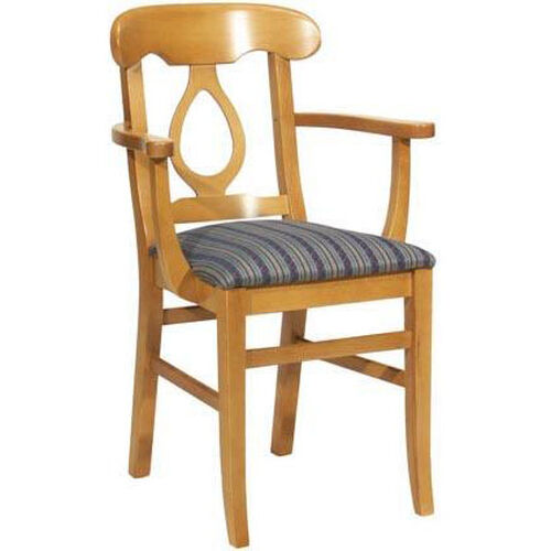 Our 1889 Arm Chair w/ Upholstered Seat - Grade 1 is on sale now.