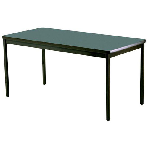 Customizable Deluxe Non Folding Fixed Height Utility Table - 24