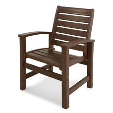 POLYWOOD® Signature Dining Chair - Mahogany