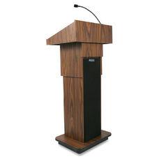 Amplivox Wireless Executive Sound Column Lectern - 22