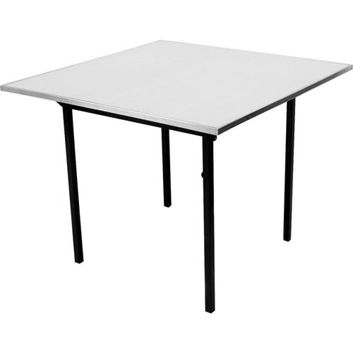 Our Original Series Square Banquet Table with Aluminum Edge and Mayfoam Top - 60