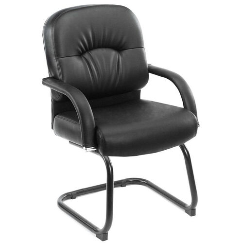Our Mid Back Caressoft™ Executive Guest Chair - Black is on sale now.