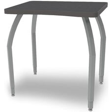 ELO Plymouth XL High Pressure Laminate Junior Sized Desk with Adjustable Legs and 1.25