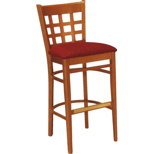 Our 1854 Bar Stool w/ Upholstered Seat - Grade 1 is on sale now.