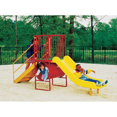 Tree House Fun Slide