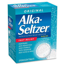 Acme United Corporation Alka-Seltzer Single Dose Packets