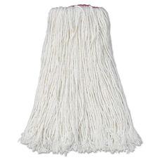 Rubbermaid® Commercial Premium Cut-End Rayon Mop Head - 24oz - White - 1